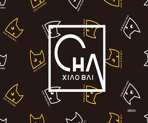 查小白logo