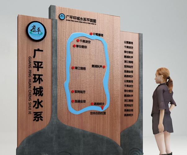 广平环城水系